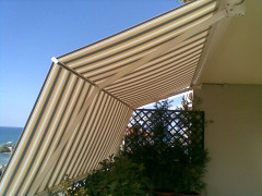 Tende Da Balcone Roma : Tende da sole a molla roma outletinfissi roma vendita finestre